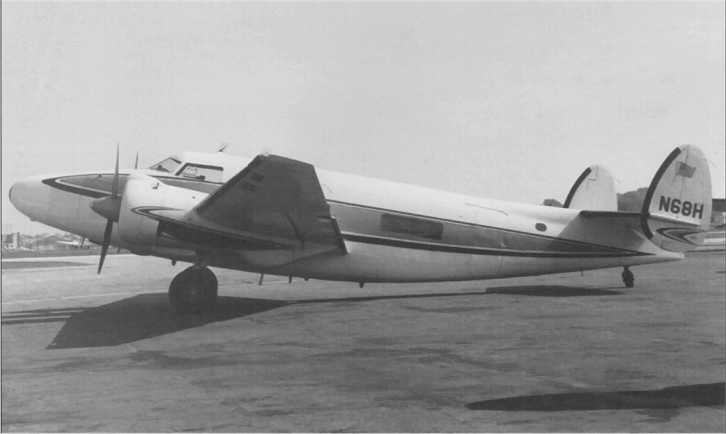 US 1943-16438 C-60A 1966 to N68H Memphis NWilliamsPhoto.jpg