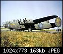 Consolidated B-24 Liberator Bomber on the Ground.jpg