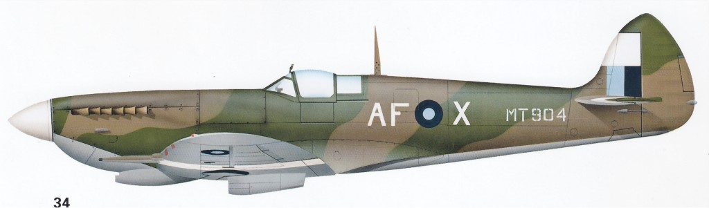 UK2 MT904 Supermarine SpitfireMkVIII 1945-06orLater.jpg