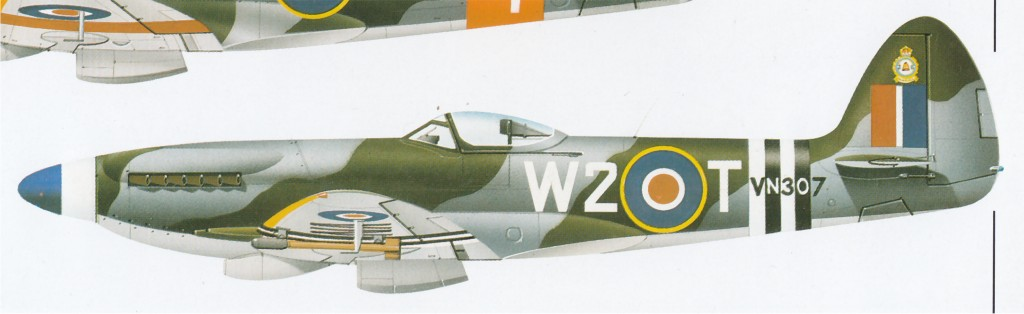 UK2 VN307 Supermarine SpitfireMk24.jpg