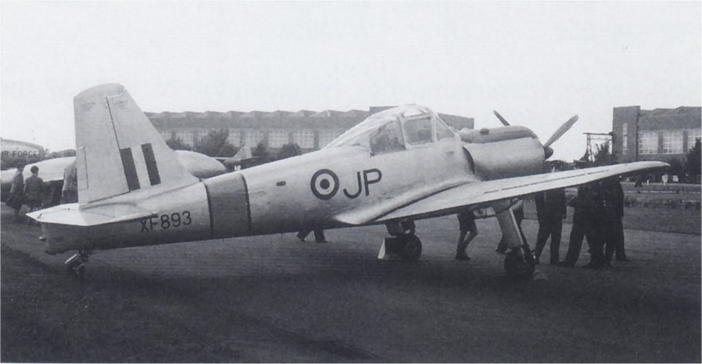 UK2 XF893 Percival Provost.jpg