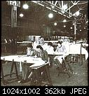 Seamstresses covering Spitfire rudders.jpg