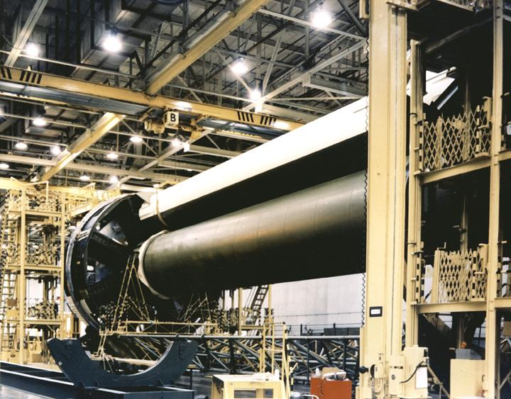 Saturn IB S-IB Stage Assembly at Michoud Assembly Facility 6973449.jpg